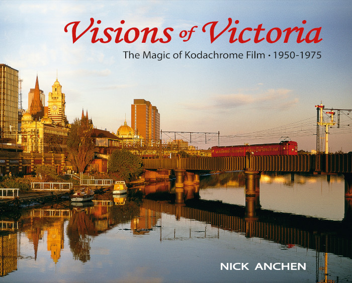VISIONS OF VICTORIA - The Magic of Kodachrome Film 1950-1975